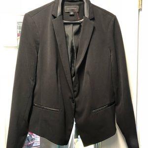 Metaphor black blazer
